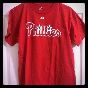 Philadelphia Phillies baseball ⚾️ tee shirt